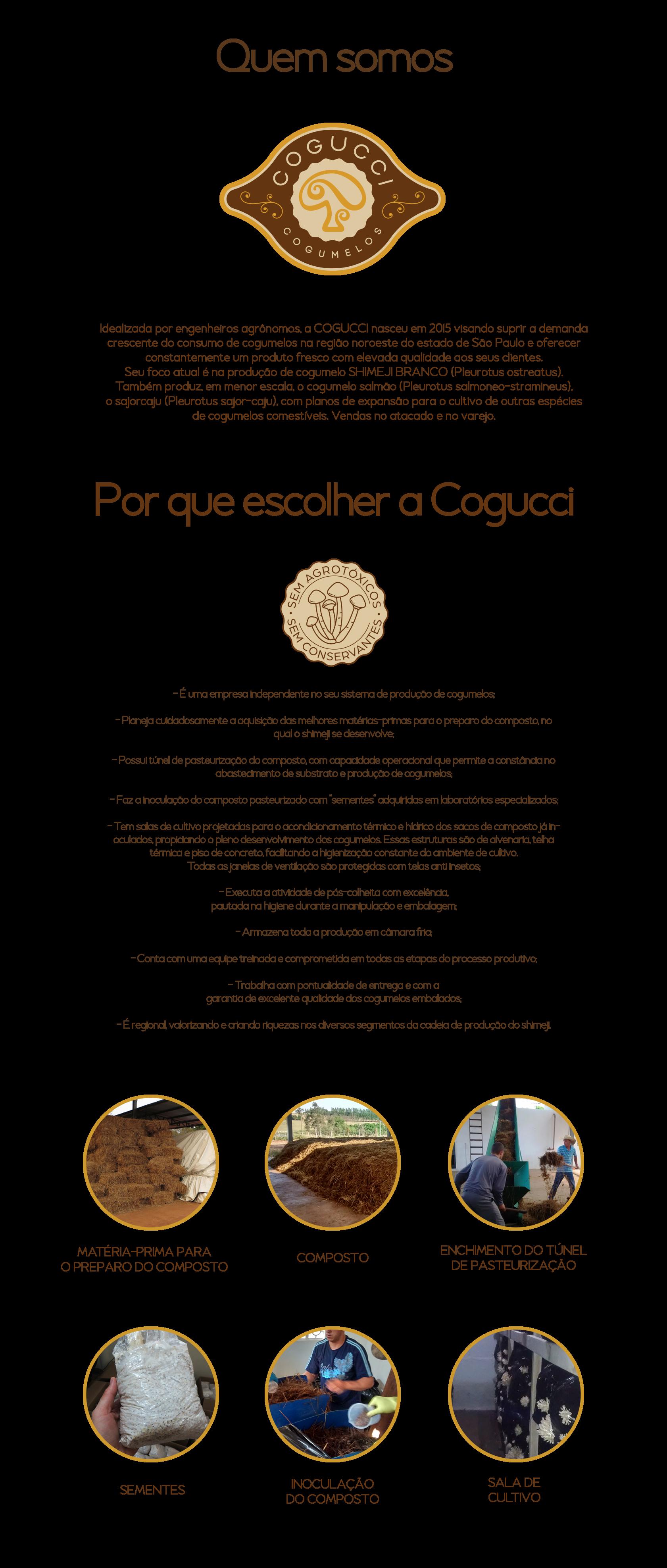 Sobre a Cogucci